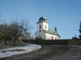 Kostel v Horních Štěpanicích